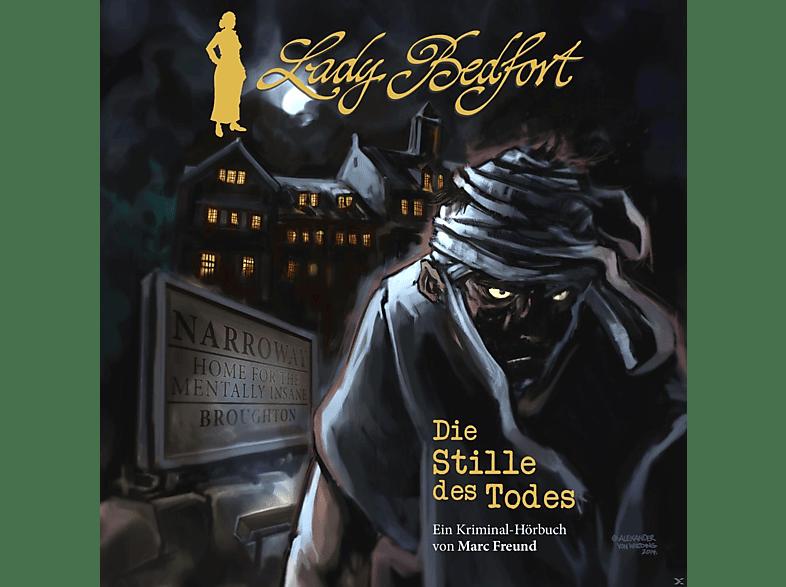 Lady Bedfort - Lady Bedfort 01: Die Stille des Todes - (MP3-CD)