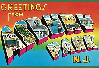 Bruce Springsteen - Greetings From Ashbury Park, N.J.  - (Vinyl)