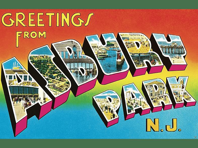 Bruce Springsteen - Greetings From Ashbury Park, N.J. [Vinyl]