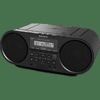 SONY ZS-RS60BT Boombox CD Player Schwarz