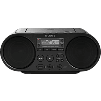 SONY ZS-PS55B CD Player (Schwarz)
