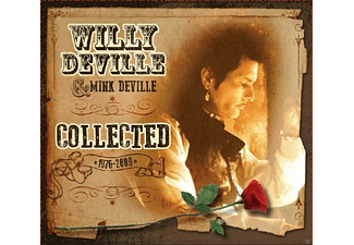Willy Deville, Mink Deville - Collected: 1976 - 2009  - (CD)