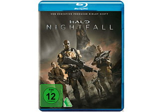Halo: Nightfall - (Blu-ray)
