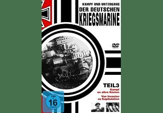 Kampf und Untergang der deutschen Kriegsmarine - Teil 3 DVD
