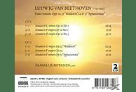 Paavali Jumppanen - Klaviersonaten Opp.10, 53, 54, 57 [CD]