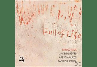 Javier Girotto - Full Of Life  - (CD)