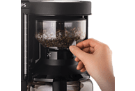 KRUPS KM 8508 Duothek Plus Kaffeemaschine Schwarz