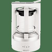 KRUPS KM 4682 Kaffeemaschine Weiß
