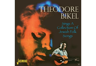 Theodore Bikel - Sings A Collection Of Jewish Folksongs  - (CD)