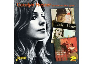 Carolyn Hester - Introduces Bob Dylan  - (CD)