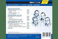 Lasalle Quartet - Lasalle Quartet Plays Haydn / Brahms / Zemlinsky [CD]