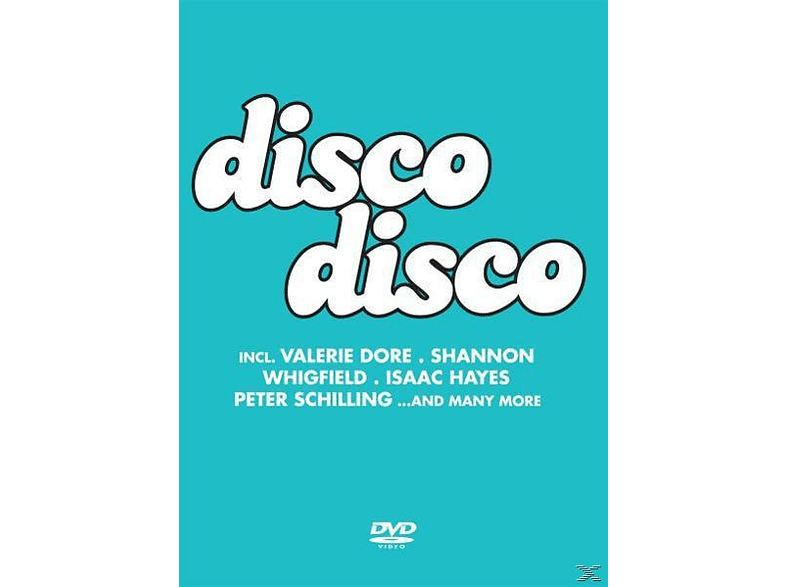 VARIOUS - Disco Disco [DVD]