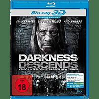 Darkness Descends- Krieg unter den Straßen New Yorks [3D Blu-ray]