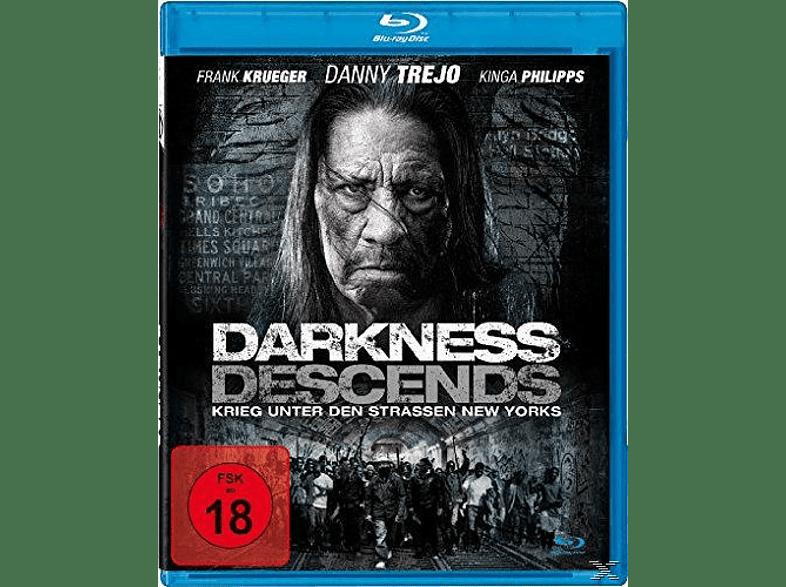 Darkness Descends- Krieg unter den Straßen New Yorks [Blu-ray]