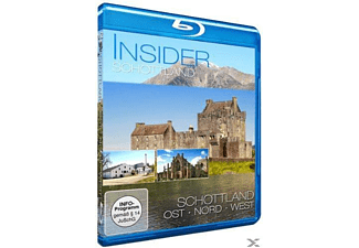 Insider Schottland - 3er Schuber Blu-ray