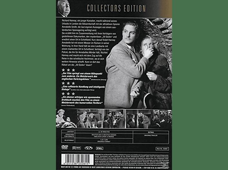 Die 39 Stufen [DVD]