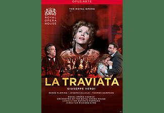 Renée Fleming, Joseph Calleja, Thomas Hampson, Royal Opera Chorus, Orchestra Of The Royal Opera House - La Traviata  - (DVD)