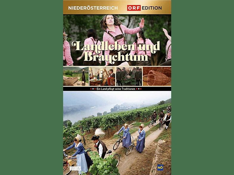 Edition Niederösterreich:Landleben und Brauchtum [DVD]