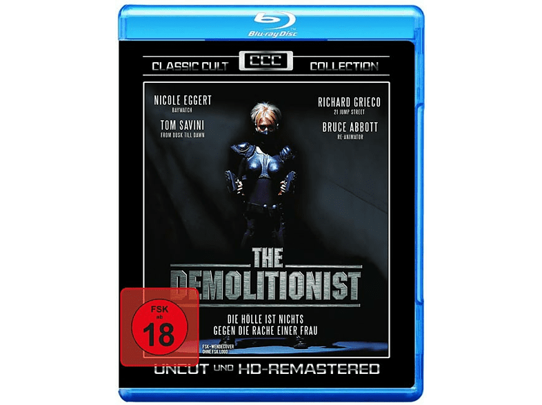 The Demolitionist [Blu-ray]