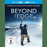 Beyond the Edge - Sir Edmund Hillarys Aufstieg zum Gipfel des Everest [3D Blu-ray (+2D)]