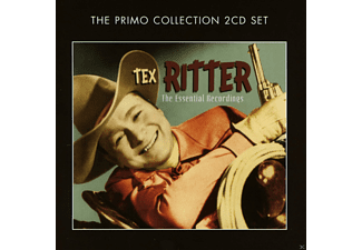 Tex Ritter - The Essential Recordings  - (CD)