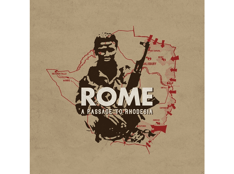 Rome - A Passage To Rhodesia [CD]