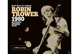 Robin Trower - Rock Goes To College - (CD)