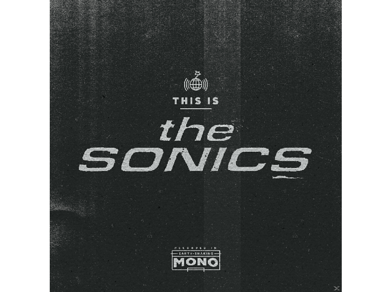 Sonics - This Is The Sonics [CD]