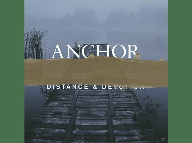 Anchor - Distance & Devotion (Blue) [Vinyl]