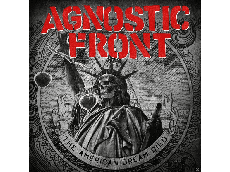 Agnostic Front - The American Dream Died [Vinyl]