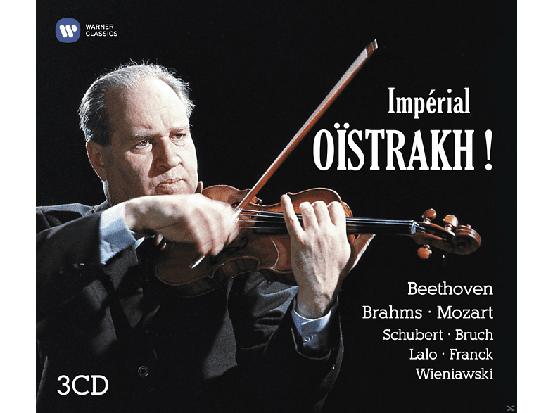 Various Composers, David Oistrach, Various Conductor, VARIOUS - Imperial Oistrach! [CD]