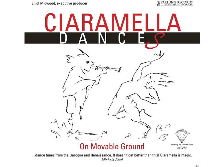 Ciaramella - Dances On Movable Ground [Vinyl]