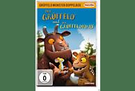 Grüffelo-Monster-Doppelbox - Der Grüffelo und Das Grüffelokind [DVD]