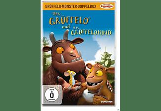 Grüffelo-Monster-Doppelbox - Der Grüffelo und Das Grüffelokind DVD
