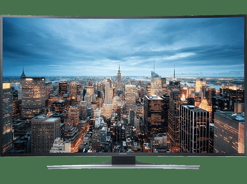 Samsung Led Tv Samsung Ue65ju6550u Led Tv Curved 65 Zoll 163 Cm