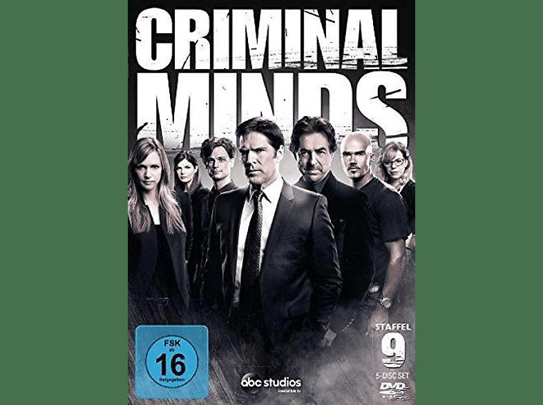Criminal Minds - Staffel 9 [DVD]