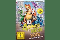 4 Dinos in New York [DVD]