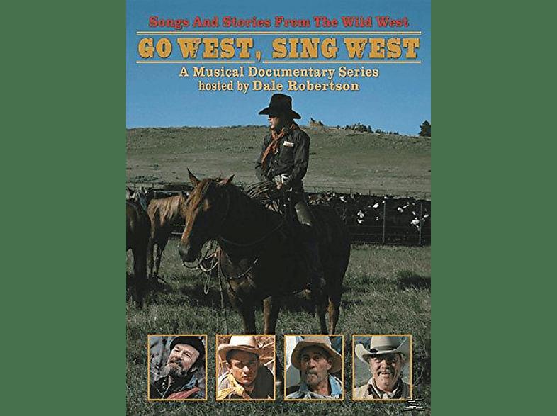 Go West, Sing West [DVD]