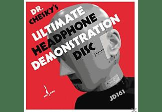 Dr. Chesky - The Ultimate Headphone Demonst  - (CD)
