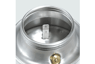 CLOER 5928 Espressokocher Edelstahl/Schwarz