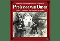 Michael Koser;Professor Van Dusen - 01:Professor Van Dusen Im Spukhaus - Neue Fälle - (CD)