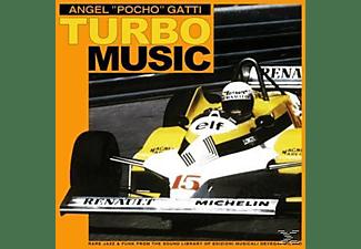 Pocho Gatti - Turbomusic  - (Vinyl)