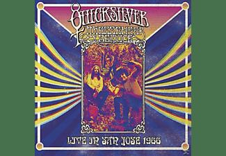 Quicksilver Messenger Service - Live In San Jose 1966  - (Vinyl)