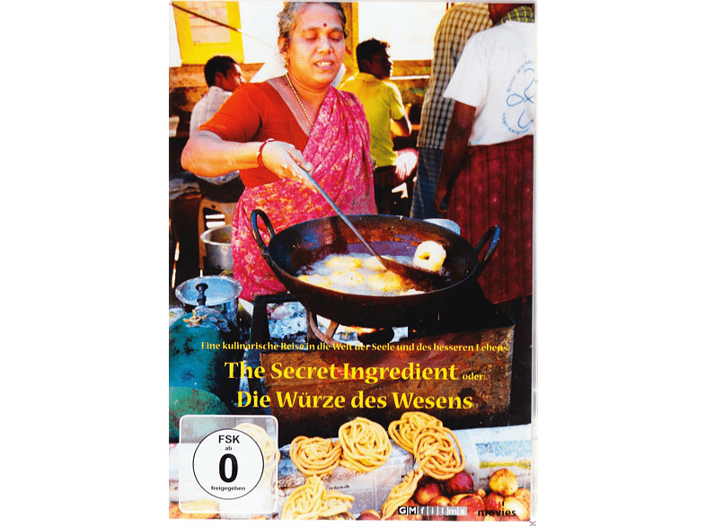 The Secret Ingredient oder: Die Würze des Wesens [DVD]