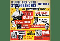 Cliff & Friends Gallup - Great Rock'n'roll Stringbenders [CD]