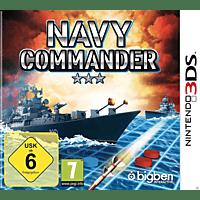 Navy Commander [Nintendo 3DS]