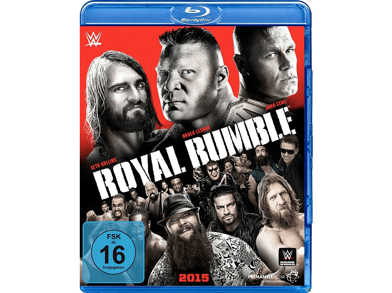Royal Rumble 2015 [Blu-ray]