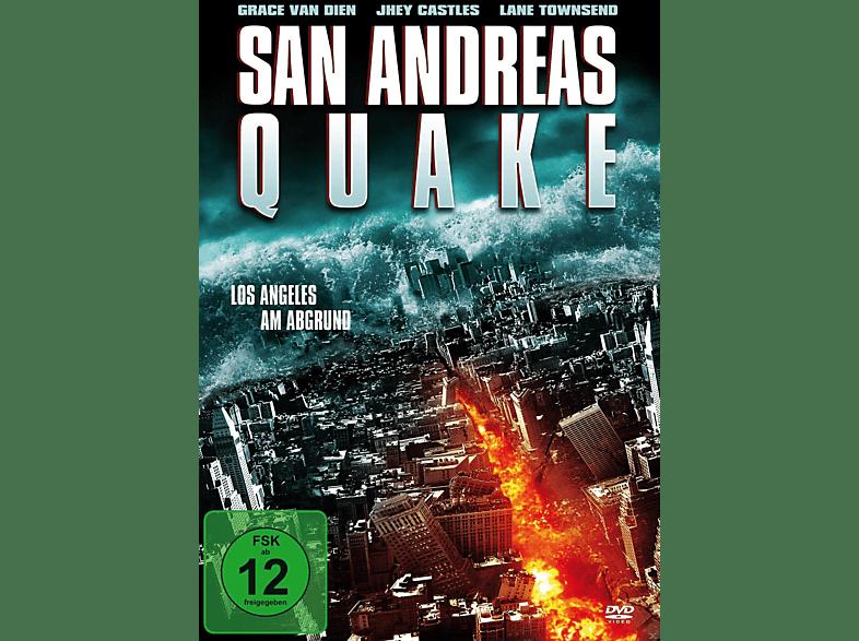 San Andreas Quake [DVD]