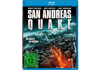San Andreas Quake Blu-ray