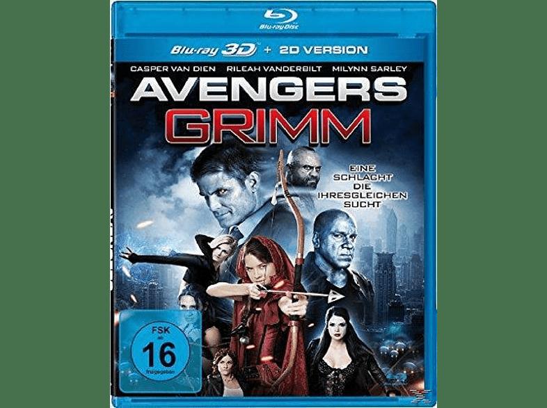 Avengers Grimm [3D Blu-ray (+2D)]
